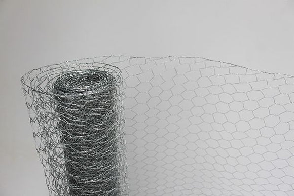Moncaster Galvanised Wire Netting 1800mm x 50mm 19g 50m