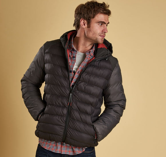 Barbour Mens Quilt Jacket Jib