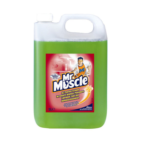 Mr Muscle All-Purpose Cleaner 5L
