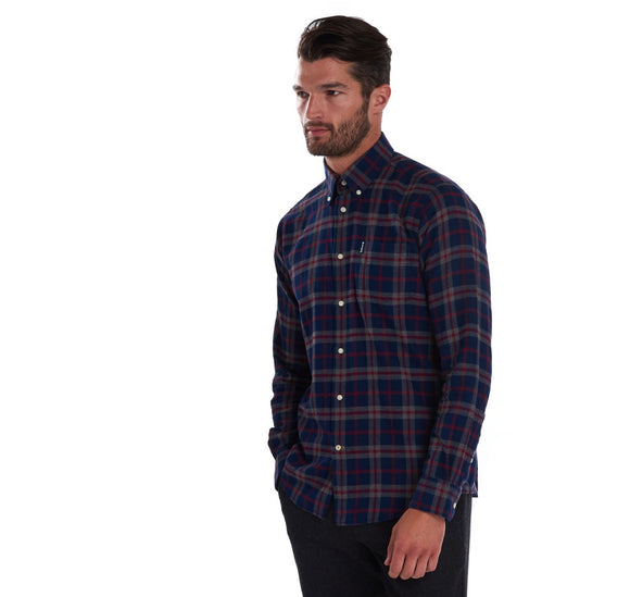 Barbour Highland Check 12 Tailored Shirt