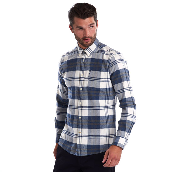 Barbour Highland Check 16 Tailored Shirt