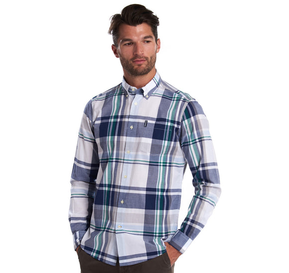 Barbour Madras 7 Tailored Shirt