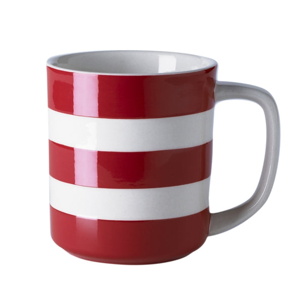 Cornishware Cornish Red Mug 10oz