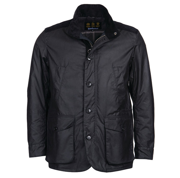 Barbour Mens Waxed Jacket Kyle