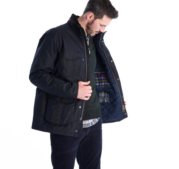 Barbour Latrigg Waxed Jacket