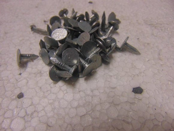 Extra Large Clout Nails Galvanised 30X3MM 1.0KG