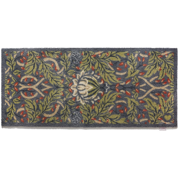 Hug Rug Runner Mat | Nature 12 Leaves & Flowers