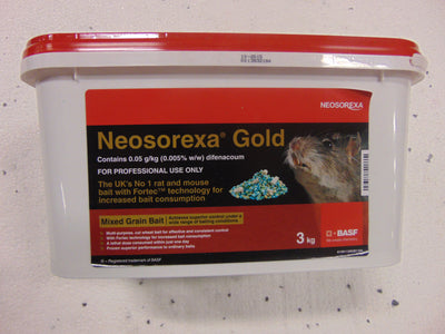 You added <b><u>Neosorexa Gold Mouse & Rat Bait 3kg</u></b> to your cart.