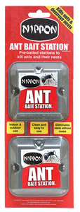 Nippon Ant Bait Station Twin-Pack