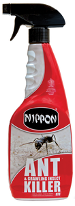 You added <b><u>Nippon Ant & Crawling Insect Killer RTU Spray 750ml</u></b> to your cart.