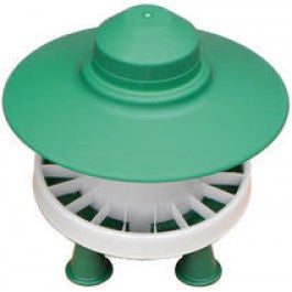 Poultry Feeder Poly Outdoor 6kg