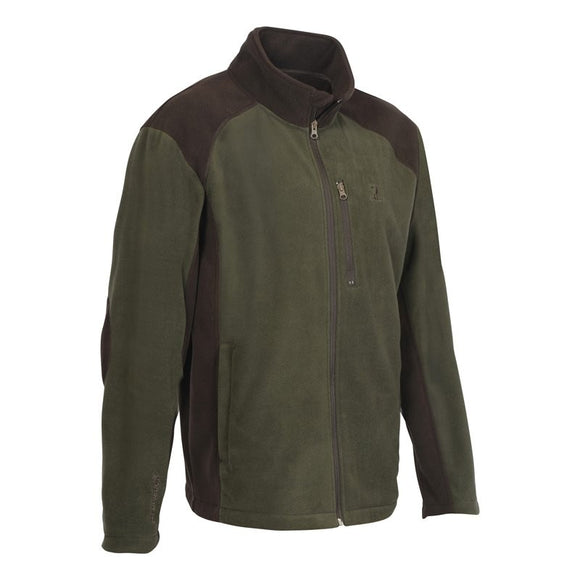 Percussion Cor Embroidered Fleece Hunting Jacket