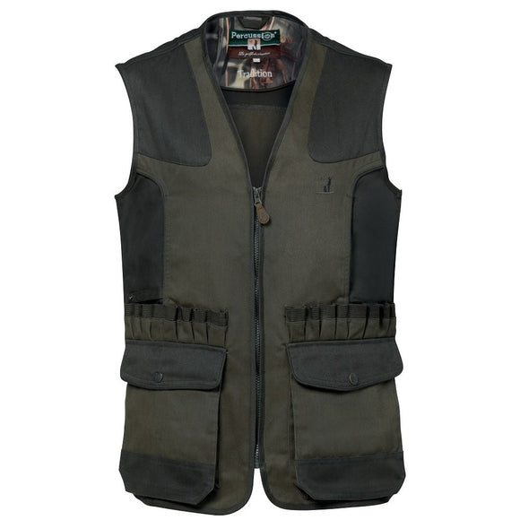 Percussion Tradition Embroidered Hunting Vest