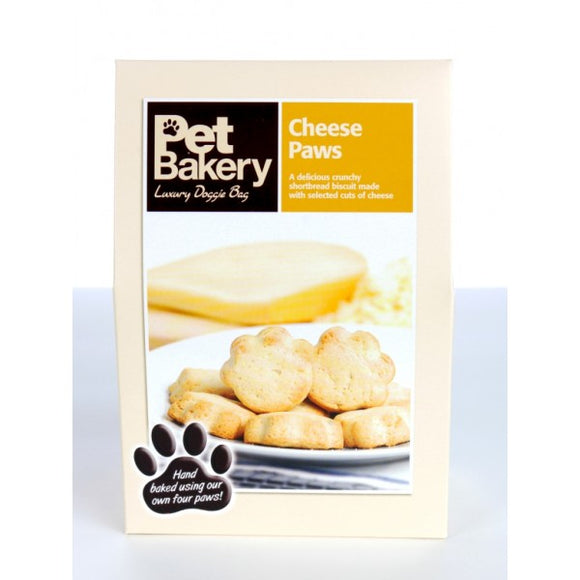 Pet Bakery Cheese Paws