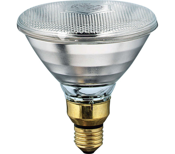 Phillips PAR38 ES IR Infra-Red 175W Clear Bulb