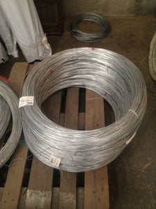 You added <b><u>Fencing Wire Galv Mild Steel 25kg x 2.5mm - Approx 200m</u></b> to your cart.