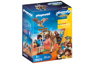 Playmobil The Movie Marla with Horse 70072