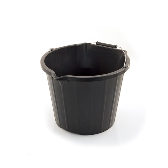Stadium Pour & Scoop Bucket Black 14L