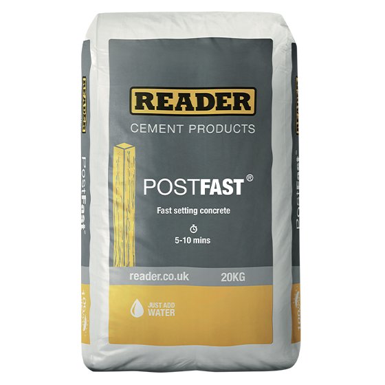 Reader PostFast Coarse Concrete 20kg
