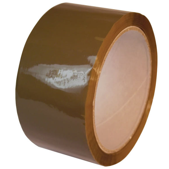Empire Brown Parcel Tape 48mm x 66m