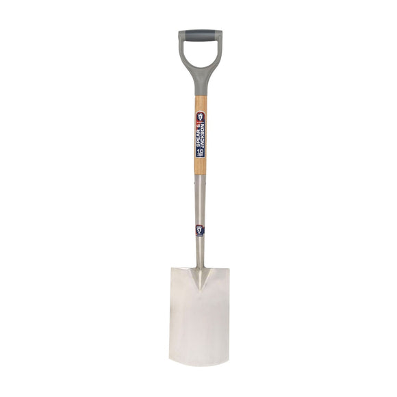 Spear & Jackson Neverbend Stainless Digging Spade