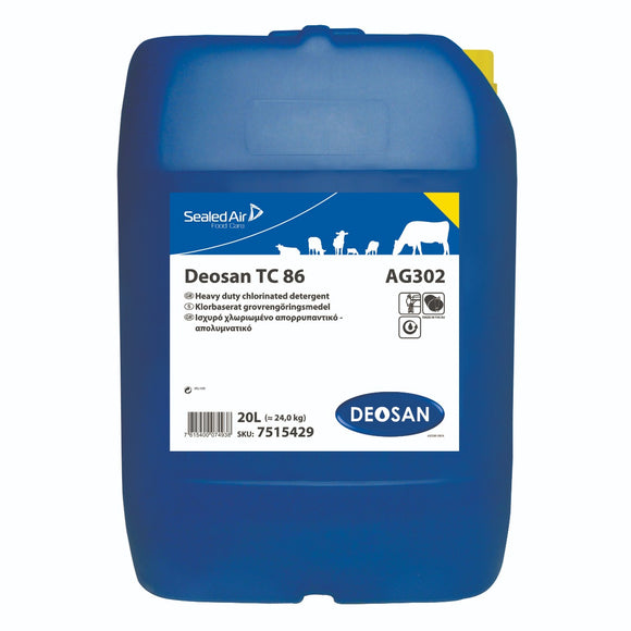 Deosan TC86 DX Tank Cleaner 20L