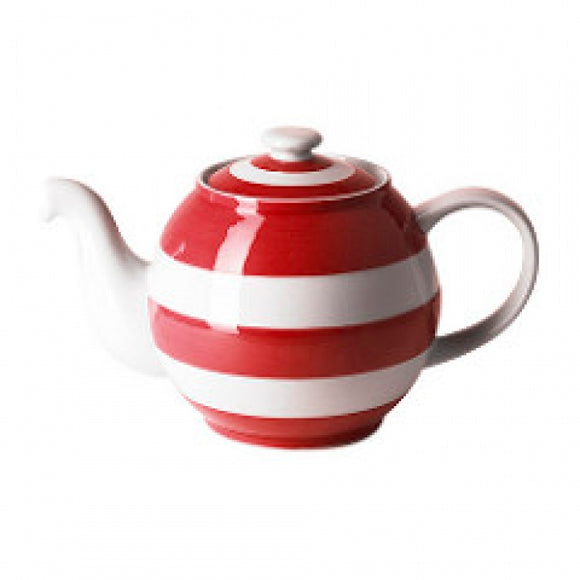 Cornishware Cornish Red Betty Teapot 18oz