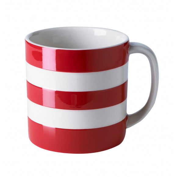 Cornishware Cornish Red Mug 6oz