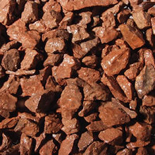 10mm Red Chippings 25kg