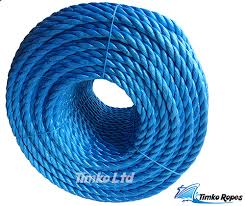 Rope Poly Blue 24mm - price per metre
