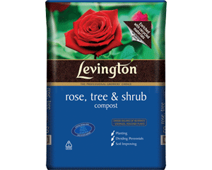Levington Rose, Tree & Shrub Compost 50L
