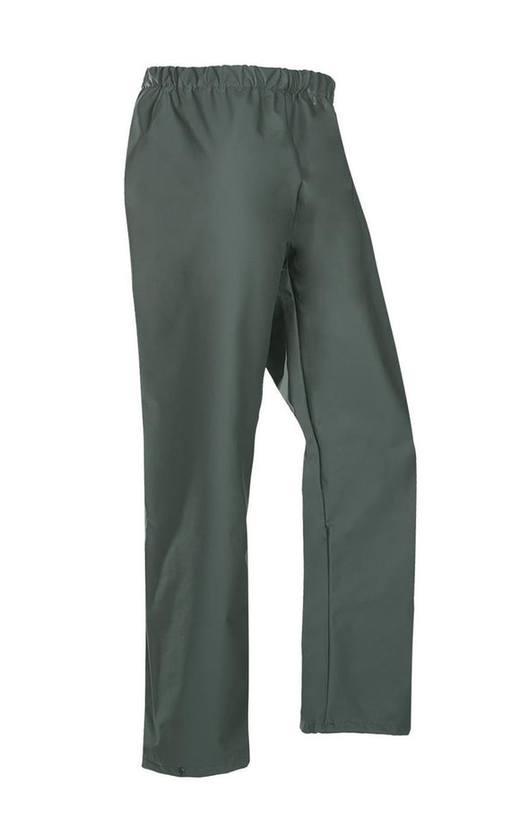 Sioen Rotterdam Flexothane Waterproof Trousers 4500 Green
