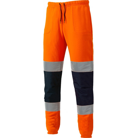 Dickies Mens Hi Vis Jogger Orange