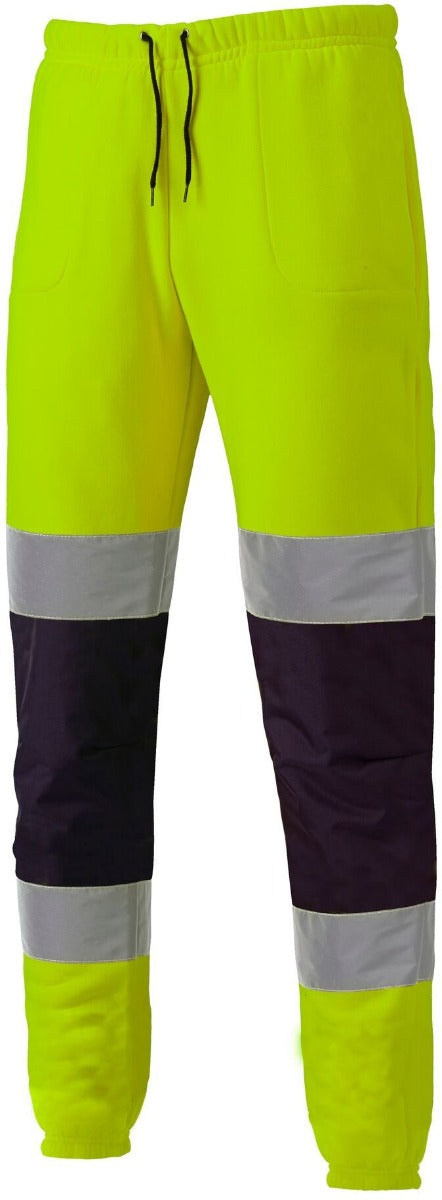 Dickies Mens Hi Vis Jogger Yellow