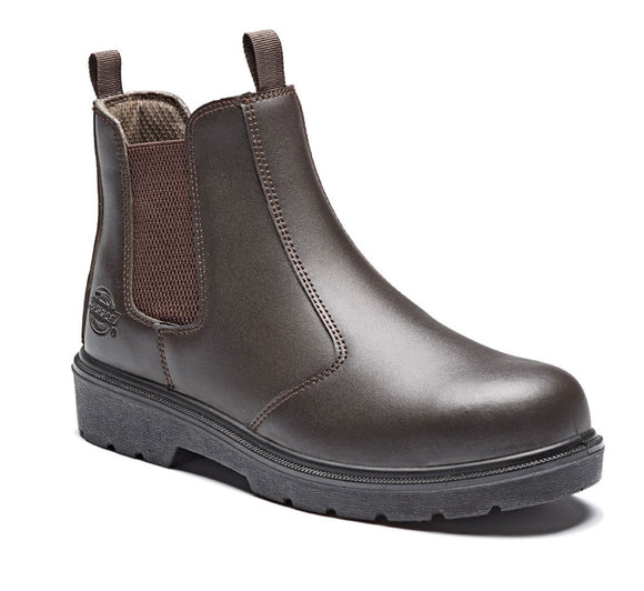 Dickies Brown Dealer Safety Boot