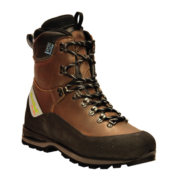 Arbortec Scafell Lite Class 2 Chainsaw Boot AT33200 Brown