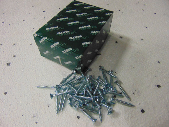 Screws Wood 5.5mm X 89mm - Per 100