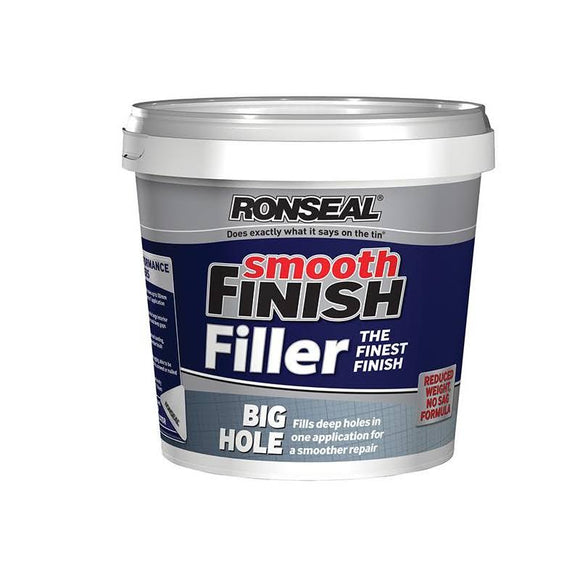 Ronseal Big Hole Smooth Finish Filler 1.2L