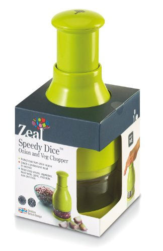 Zeal Speedy Dice Veg Chopper