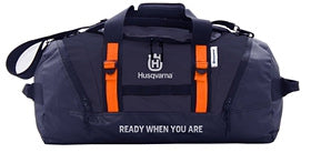 Husqvarna Sports Bag Ready When You Are Navy