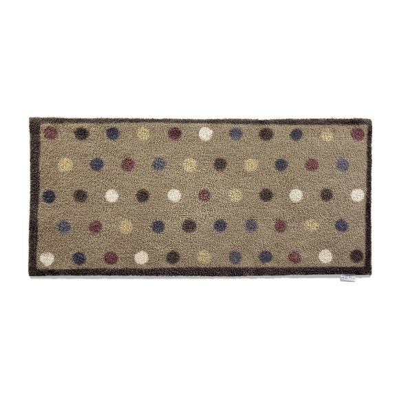Hug Rug Runner Mat | Spot 10 Multi-Colour