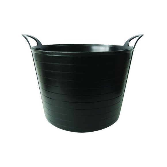 Stadium Rhino Flexi Tub Black 40L