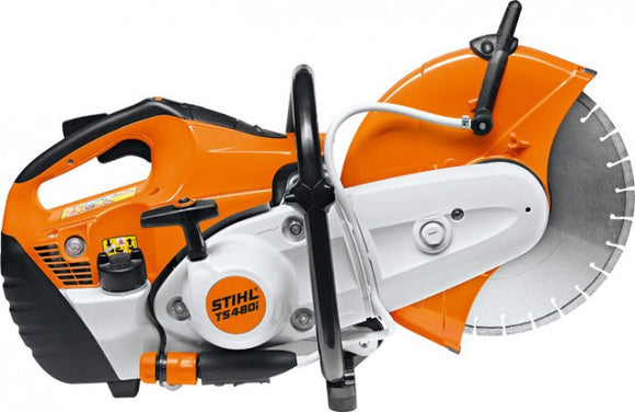 STIHL Cut-Off Saw TS 480i Petrol 12