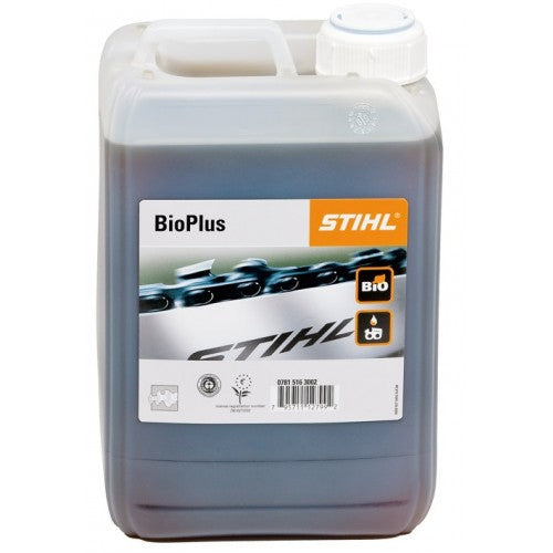 STIHL BioPlus Chain Oil 5L