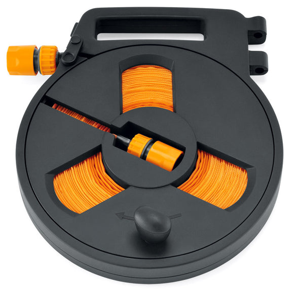 STIHL Flat Textile Hose & Holder for Pressure Washers
