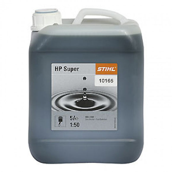 STIHL HP Super Two-Stroke Engine Oil 5 l (For 250 l)