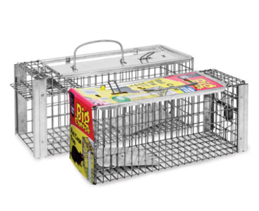 You added <b><u>The Big Cheese Rat Cage Trap</u></b> to your cart.