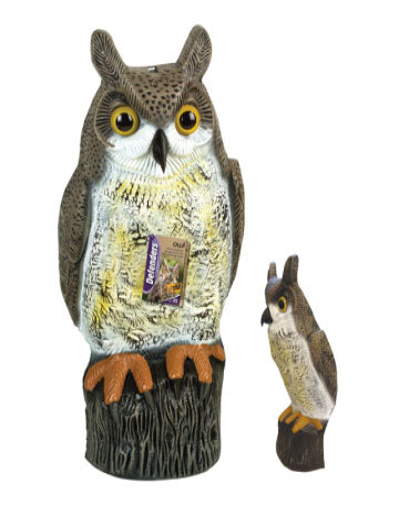 Defenders Owl Decoy