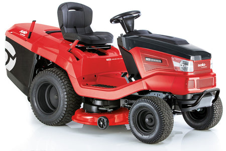 You added <b><u>solo by AL-KO T23-125.6 Lawn Tractor</u></b> to your cart.