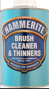 Hammerite Brush Cleaner & Thinners 1L